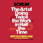 I finished listening to Scrum (Unabridged) by Jeff Sutherland, JJ Sutherland, narrated by JJ Sutherland on my Audible app.  Try Audible and get it free.
