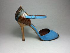 LOOOOOVE - My Tango Shoes by MONO: Lady MONO Tango Shoes - Model 06