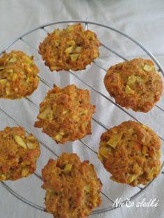 Niečo sladké: Jablkové sušienky (VEGAN)