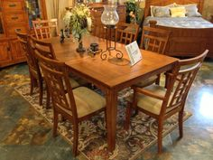 cross island 7 piece dining set at ashley furniture in tricities
