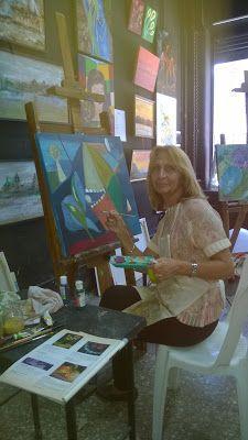 Graciela BOVETTI: Oleo - Acrilico - Lapices - Acuarela - pasteles y ...