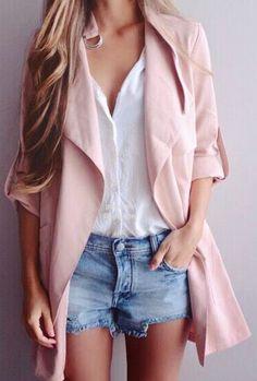 This long blazer