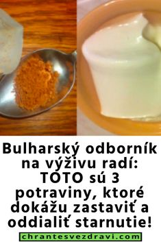 Bulharský odborník na výživu radí: TOTO sú 3 potraviny, ktoré dokážu zastaviť a oddialiť starnutie! Ale, Breakfast, Food, Morning Coffee, Ale Beer, Essen, Meals, Yemek, Eten