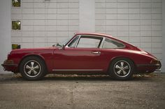 Fuchs me, this 1968 911s is lovely...  #porsche