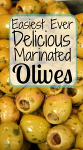 Did you ever make Antipasti like marinated Olives yourself? Learn how easy and delicious Marinated Olives are made at home. Try this simple Moroccan Recipe! Olive Recipes Appetizers, Pickled Olives, Marinated Olives, My Burger, Appetisers, Clean Eating Snacks, Cooking Recipes, Yummy Recipes, Snack Recipes