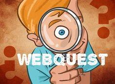 Webquest - Aprendizaje                                         Cooperativo orientado a la                                         Investigación en Internet |                                         #Artículo #Educación