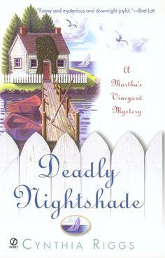 Martha's Vineyard Mystery Series by Cynthia Riggs