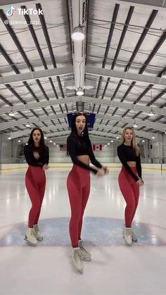 Ice Skating Funny, Ice Skating Videos, Cute White Guys, Amazing Gymnastics, 5 Minute Crafts Videos, Roller Skating, Figure Skating, Horoscope, Desi