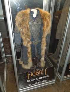 Richard Armitage Thorin Oakenshield costume Hobbit The Desolation of Smaug ~ I just want to touch it.....