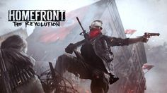 Image result for homefront the revolution main menu