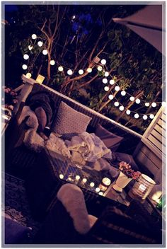 Home And Garden, Lights, Woods, Flowers, Outdoor, Home Decor, Ideas, Home, Outdoors