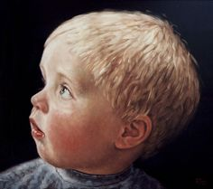.portret en profil