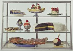 Claes Oldenburg: The Street and The Store  Claes Oldenburg: Mouse Museum/Ray Gun Wing  MOMA  April 14–August 5, 2013