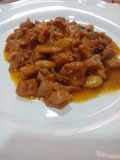 Recetas ollas programables GM: Pollo al estilo chino en GM D Crockpot, Slow Cooker, Soup, Favorite Recipes, Beef, Cooking, Breakfast, Diet Ideas, Instant Pot