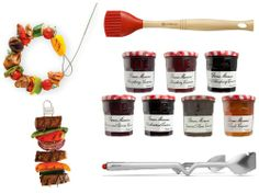 #Giveaway! Grilling Tools Giveaway from Le Creuset, Dreamfarm, Bonne Maman and Fire Wire (Ends 5/12)