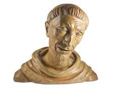 Arrigo Minerbi (1881 - 1960), San Francesco. Anni 30.