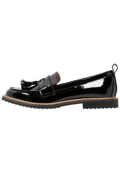 Pier One Slipper - black - Zalando.de