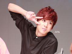 Teen Top   Chunji   140929   Sinchon Fansign   tumblr   © ai_chani