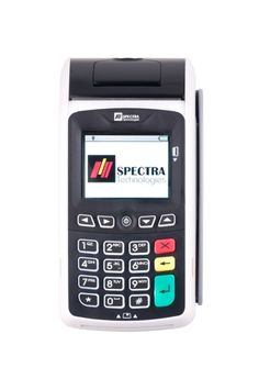 Introducing Spectra's next generation Mobile Eftpos terminal, with all the features and functionality you've come to expect from the Spectra Creon's fully-featured, user-friendly EFTPOS software. Electronic Journal, Thermal Printer, Spectrum