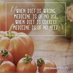 """When diet is correct, medicine is of no need."" !! // The Truth About Cancer"
