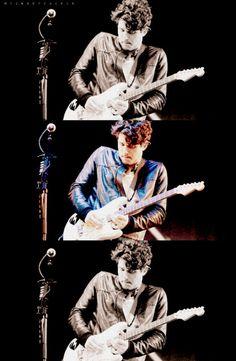 Go to a John Mayer concert