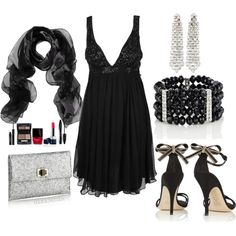 Would be really cute for a great night out...
