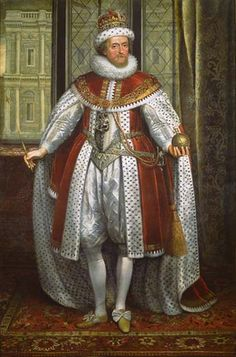 King James VI of Scotland and King James I of England. Son of Mary, Queen of Scots and Lord Darnley. Uk History, Tudor History, European History, British History, King James I, James 1, House Of Stuart, Elisabeth I, Marie Stuart