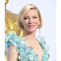 Cate Blanchett In The Press Room For The 88Th Academy Awards Oscars 2016 - Press Room Canvas Art - (16 x 20)