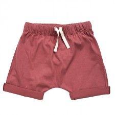 Shorts Grey Blush - gray label