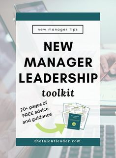 If you're a new manager, you NEED this!! Great leadership advice on how to be a good manager with a guidebook for your first 30 days. #leadership #management
