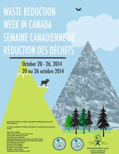 Waste Reduction Week 2014 | Recycling Council of British Columbia