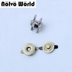 Nolvo World 18*3.5mm hung plating dish shape magnetic snap button clasp fastener for handbag purse wallet,100sets wholesale
