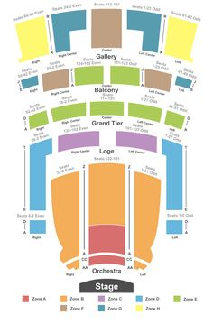 Celtic Woman Tickets Orpheum Theatre Seating Chart End
