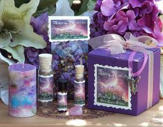 Faerie Worlds Magickal Altar Kit  With by WhiteMagickAlchemy, $49.00