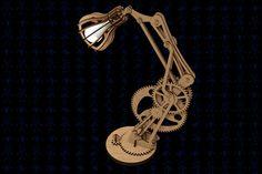 Laser Cut Lamps, Laser Cut Metal, Laser Cutting, Lamp Shades Uk, Table Lamp Shades, Wooden Lampshade, Table Lamp Wood, Lampshade Designs, Creative Lamps