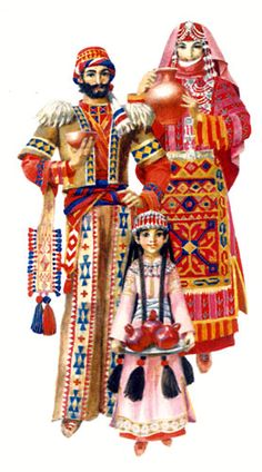 armenian nacional dress - Religion Armenienne Mariage