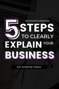 The goal of your business statement is to generate interest and curiosity so you can get a follow-up question. That's when you're able to pull in more detail. Here are five simple steps to better explaining your business. #thehow #entrepreneurevolution #smallbusiness #buildingmyempire Business Launch, Business Marketing, Business Tips, Social Media Marketing, Business Ideas For Women Startups, Business Ideas For Beginners, Health Tips For Women, Work From Home Jobs, Business Design