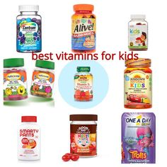 kids nutrition Today we are giving the list of Top 10 and best vitamins for kids to keep them healthy in 2019 and these are available in form of yummy gummies. Liquid Vitamins, Daily Vitamins, Natural Vitamins, Best Vitamins For Kids, Vitamins For Children, Best Fat Burner, Best Multivitamin, Picky Eaters Kids, Sick