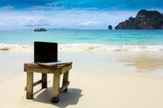 Image result for office on the beach