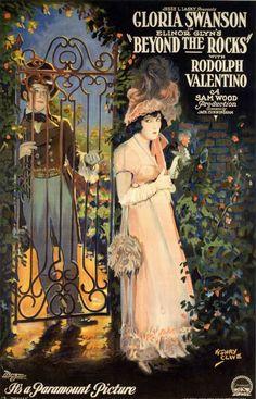 Gloria Swanson & Valentino~ 'Beyond The Rocks' 1922...