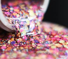Bio Sculpture Nails, Glitter Girl, Photos Of The Week, Nail Wraps, Holographic, Pretty Nails, Sprinkles, Manicure, Nail Polish