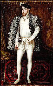 Henri II  François Clouet - Wikipedia, the free encyclopedia