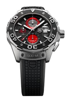TAG Heuer Japan launches Aquaracer Chronograph Air-K Japan Limited Edition