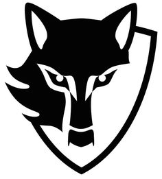 15 best wolf logo images on pinterest grey wolves wolf and wolves rh pinterest com wolf head logo quiz wolf head emblem