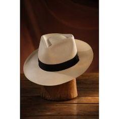Sombrero Panama Habana Diamante Fino Montecristi 8 Hebras