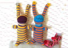 muñeco hechos con medias - Buscar con Google
