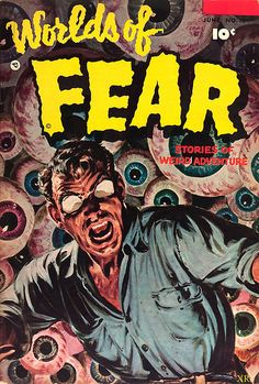 1953 ... worlds of fear! by x-ray delta one, via Flickr