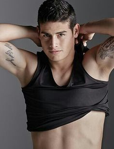 Image about james rodriguez in Celebrities ; James Rodriguez Colombia, James Rodriquez, Pretty Men, Beautiful Men, J Rodriguez, Textiles Y Moda, Equipe Real Madrid, Rugby Men, Soccer Players