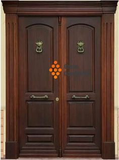 Delightful Entrance Doors, Front Doors, Front Entry, Main Door, Modern Door, Panel  Doors, Wood Doors, Door Design, Door Knockers