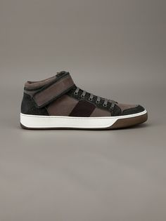 LANVIN - Hi-top sneaker 2